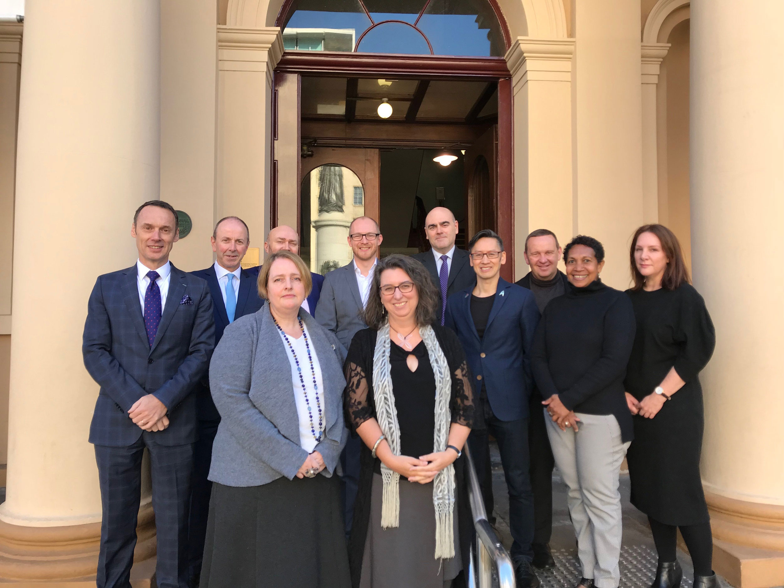 CAARA Members, Adelaide 25-May-2018
